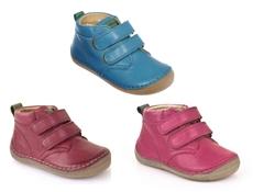 Celoroční boty Froddo G2130146 - Barefoot - suchý zip 87997b5a42