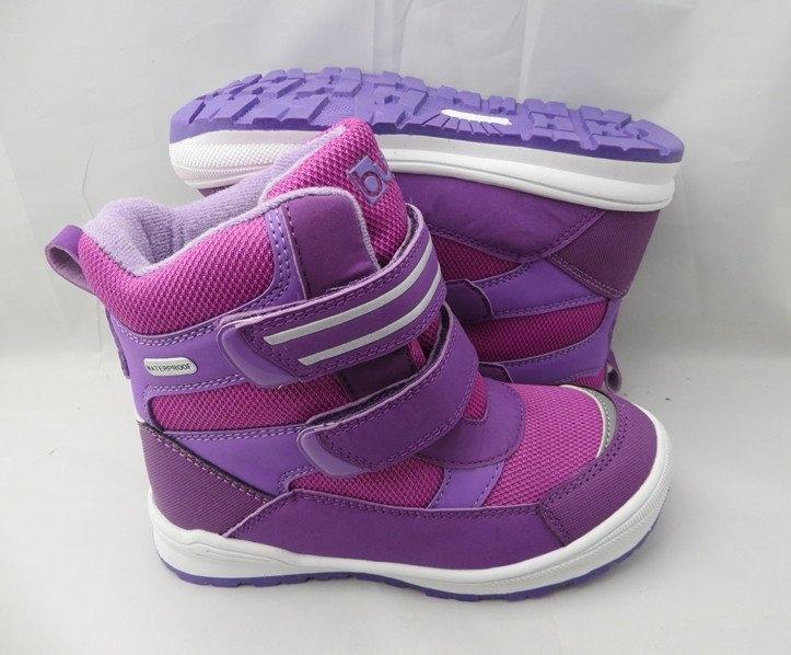 Zimní boty BUGGA s membránou B081. Zimní boty BUGGA s membránou B081 888bcd9a5f
