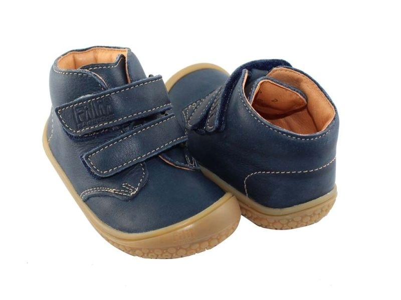 Celoroční boty Filii barefoot BIO kůže  84d994b127