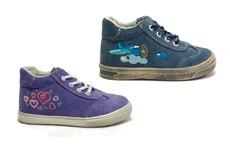 Celoroční boty Jonap 011 - tkanička a2ad928341