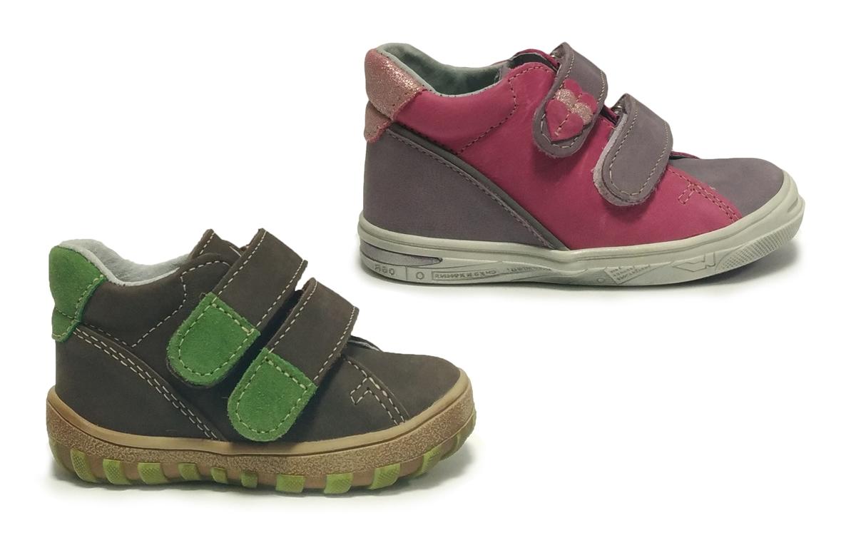 Celoroční boty JONAP 015 suchý zip. Fialová růžová. Akce · Úvodní foto 5799c62bde