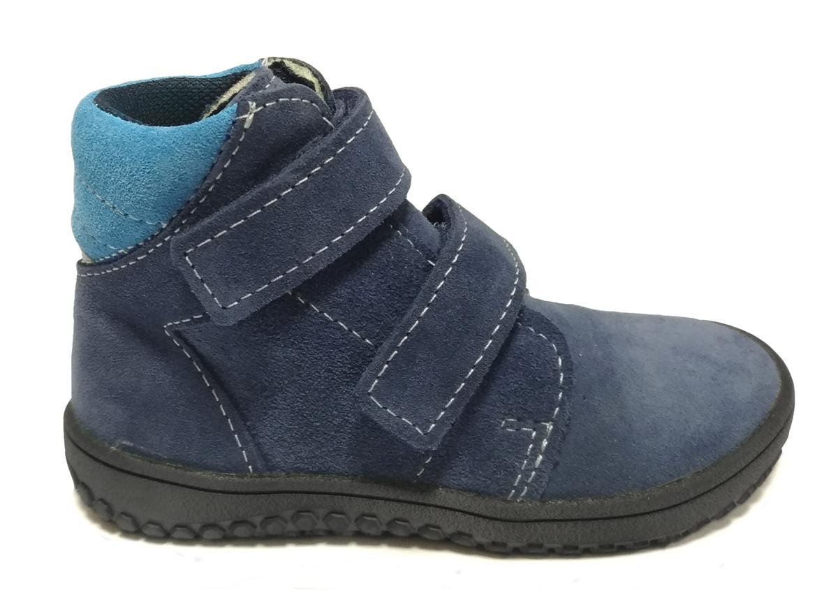 Celoroční boty Jonap B2 Barefoot - Suchý zip  5fbb69fcd4