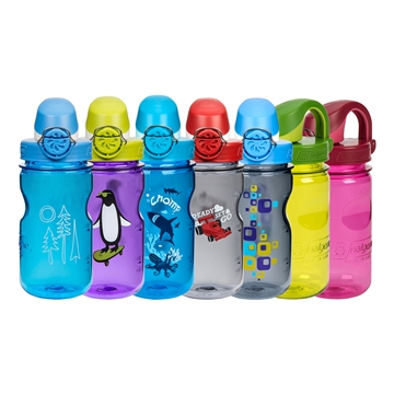 Láhev Nalgene Clear Kids OTF - 355 ml